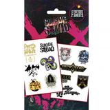Suicide Squad Temporary Tattoo Pack Stocking Filler