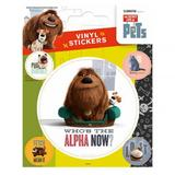 The Secret Life Of Pets Sticker Pack Set