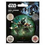Star Wars Rogue One Stickers Rebel Stocking Filler Party Pags