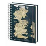 Game Of Thrones A5 Notebook Stationary Pad