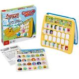 Adventure Time Edition Trivial Guess Who Family Board Game
