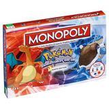 Pokemon Edition Monopoly Family Board Game