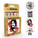 The Walking Dead Coaster Gift Set Pack