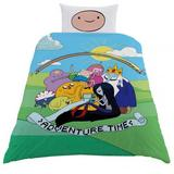 Adventure Time Single Duvet Cover Cover Set & Pillow Case