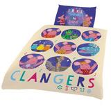 Clangers Junior Duvet Quilt Cover Set