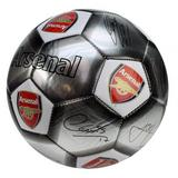 Arsenal Fc Football With Printed Signatures SV Size 5
