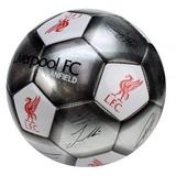 Liverpool Fc Football With Printed Signatures SV Size 5