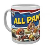 Paw Patrol Ceramic Tea Coffee Mug On Deck Collectors Gift