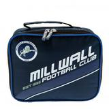 Millwall Fc School Lunch Bag Picnic With Swing Tag