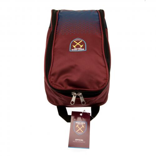 2c3798b66f Sentinel West Ham United Utd Fc Football Boot Bag Bootbag Shoe Holdall.  Sentinel Thumbnail 3