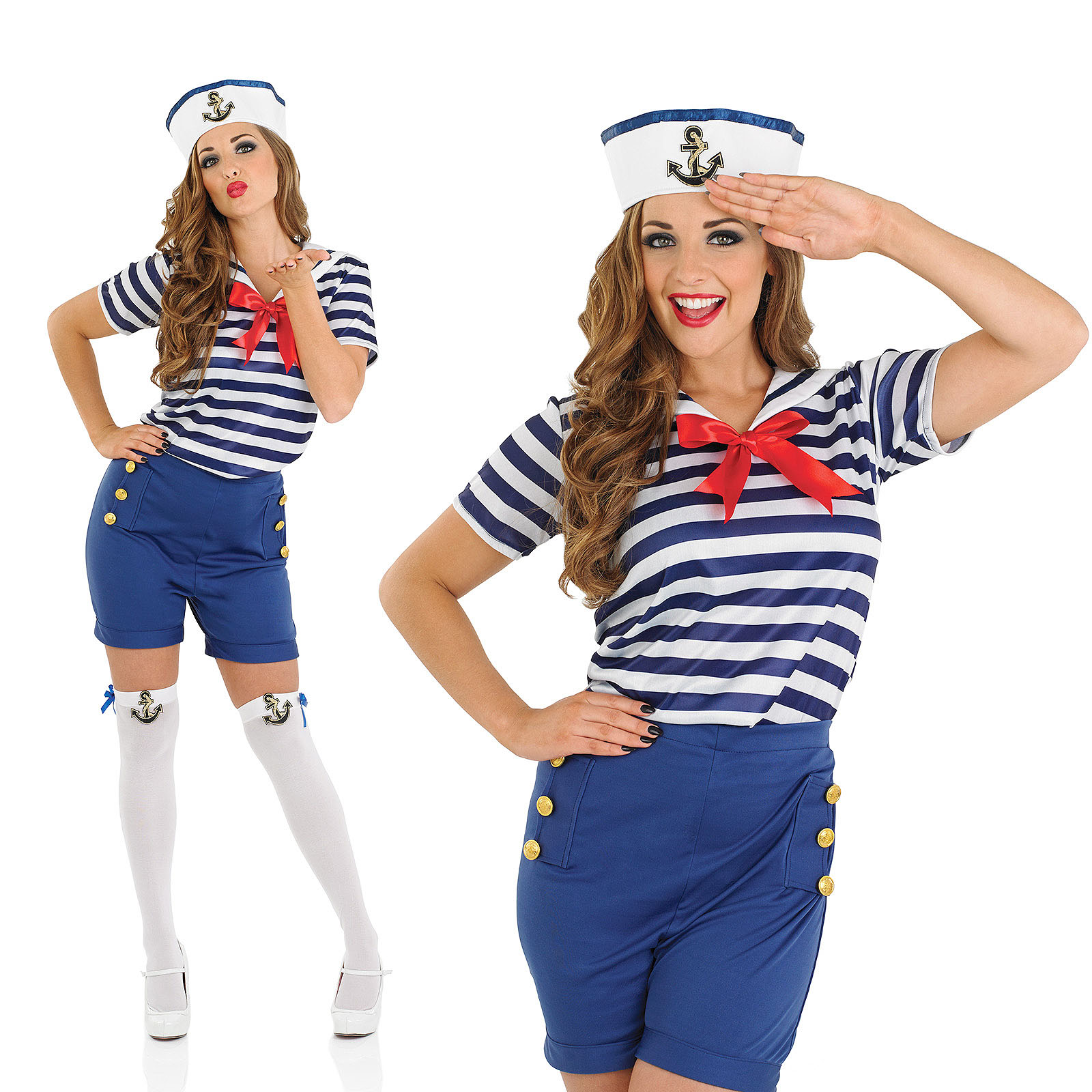 Sexy sailor fancy dress