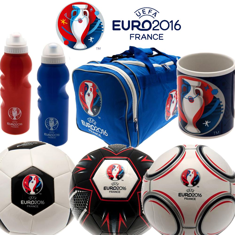 uefa euro 2016 france european football championships official merchandise ebay. Black Bedroom Furniture Sets. Home Design Ideas