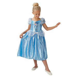 Girls Kids Childs Fairytale Cinderella Fancy Dress Costume Outfit BOOK WEEK
