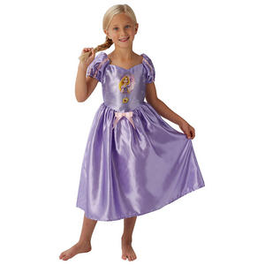 Childrens Disney Princess Rapunzel Fancy Dress Costume Girls Kids Outfit 3-10 Yr
