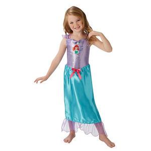 Girls Kids Childs Fairytale Ariel Fancy Dress Costume Outfit Rubies Book Week