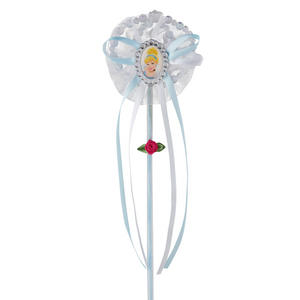 Childrens Cinderella Princess Wand Fancy Dress Costume Accessory