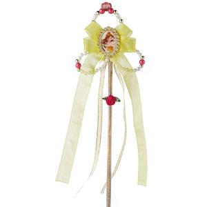 Childrens Belle Princess Wand Fancy Dress Costume Accessory