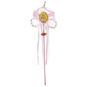 Childrens Sleeping Beauty Princess Wand Fancy Dress Costume Accessory