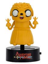 Adventure Time Body Knocker Solar Powered Model Jake 15cm