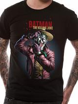 Batman Halloween The Joker Killing Mens T-Shirt Top 2XL