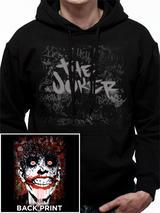 Dc Originals Hooded Sweatshirt Hoody Hoodie Jumper Arkham Joker M