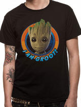 Guardians Of The Galaxy Vol 2 Baby Groot Mens T-Shirt Top 2XL