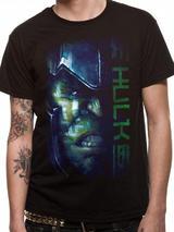 Thor Ragnarok Hulk Script Mens T-Shirt Top L