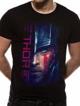 Thor Ragnarok Thor Script Mens T-Shirt Top S