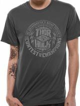 Thor Ragnarok Contest Mens T-Shirt Top M