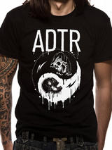 A Day To Remember Yin Yang Mens T-Shirt Top S