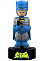 Batman Body Knocker Solar Powered Model Batman 15cm