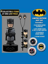 Batman Gift Set One Size Limited Edition One Size