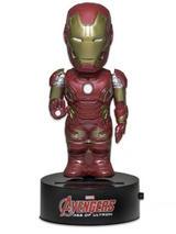 Avengers Body Knocker Solar Powered Model Iron Man 15cm