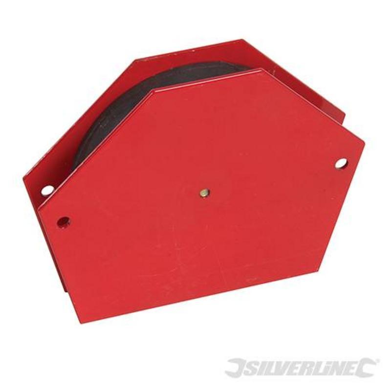 Silverline Welding Magnet 27.2Kg (60Lb)