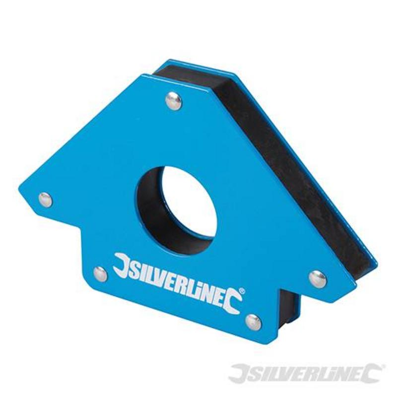 Silverline Welding Magnet 125Mm