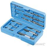 Silverline 12 Piece Screw Extractor Set