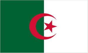 Algeria Algerian 3' X 2' 3ft x 2ft Flag With Eyelets Premium Quality