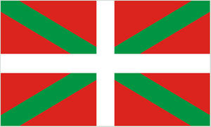 Basque French France 3' X 2' 3ft x 2ft Flag With Eyelets Premium Quality
