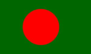 Bangladesh Cricket 3' X 2' 3ft x 2ft Flag With Eyelets Premium Quality