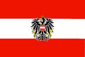 Austria (Eagle) 3' X 2' 3ft x 2ft Flag With Eyelets Premium Quality