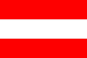 Austria Austrian 3' X 2' 3ft x 2ft Flag With Eyelets Premium Quality