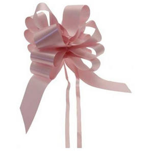 Apac 50mm Pull Bows - Baby Pink