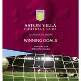 Aston Villa Fc Official Team Desktop Calendar 2018
