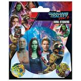 Guardians Of The Galaxy 2 Stickers Souvenir Sticker Pack