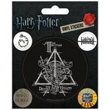 Harry Potter Stickers Deathly Hallows 5 Sticker pack