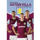 Aston Villa Fc Official Club Annual 2018