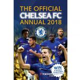 Chelsea Fc Official Club Annual 2018