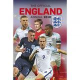 England Football Team FA Official Club Annual 2018