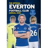 Everton Fc Official Club Annual 2018