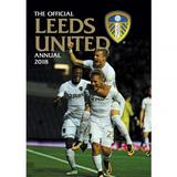 Leeds United Fc Utd Official Club Annual 2018